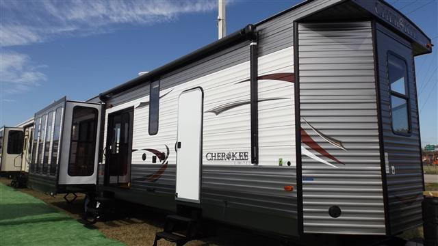 Buy a New Forest River Cherokee in Dover, FL.