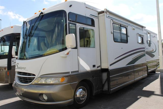 Buy a Used Coachmen Santara in Dover, FL.