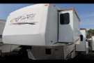 Used 2007 Carriage C-Force M-39SV1 Fifth Wheel Toyhauler For Sale