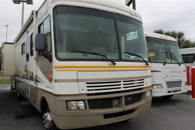 Buy a Used Fleetwood Bounder in Dover, FL.