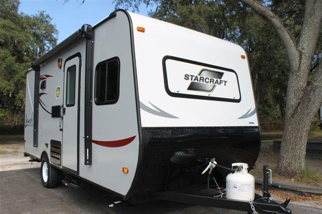 New 2015 Starcraft LAUNCH 18BH Travel Trailer For Sale