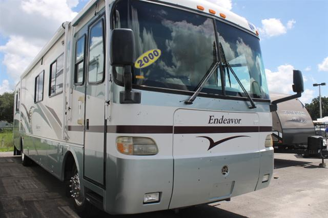 Buy a Used Holiday Rambler Endeavor in Dover, FL.