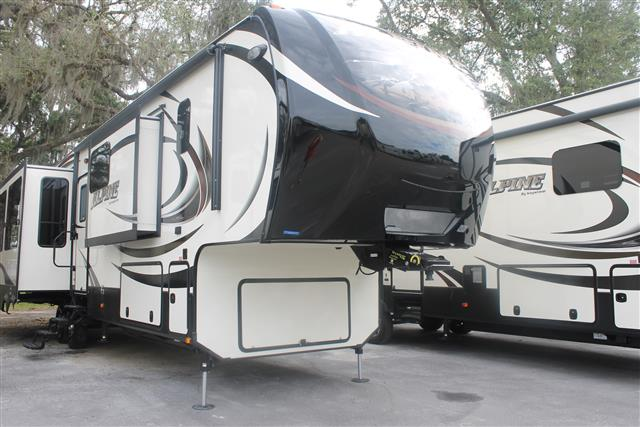 New 2015 Keystone Alpine 3720FB Fifth Wheel For Sale
