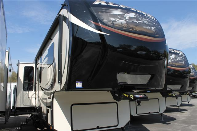New 2015 Keystone Alpine 3011RE Fifth Wheel For Sale