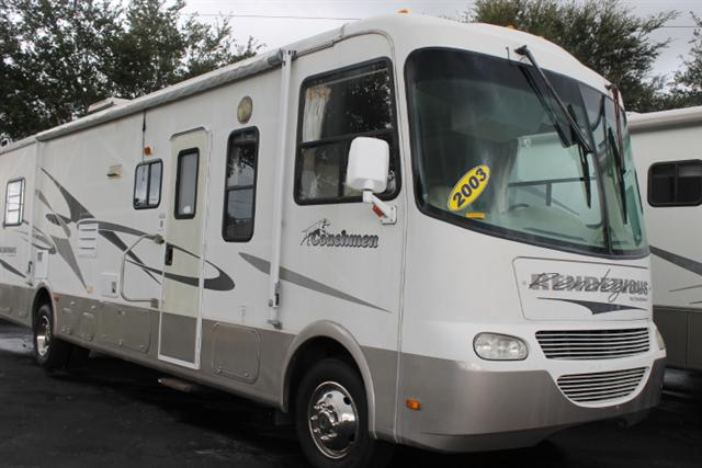 2003 Coachmen Rendevous