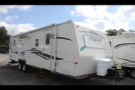 Used 2007 Forest River Flagstaff 26RGS Travel Trailer For Sale