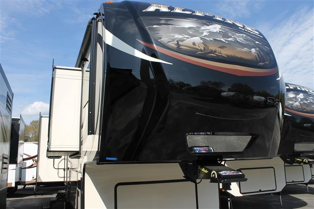 New 2015 Keystone Alpine 3590RS Fifth Wheel For Sale