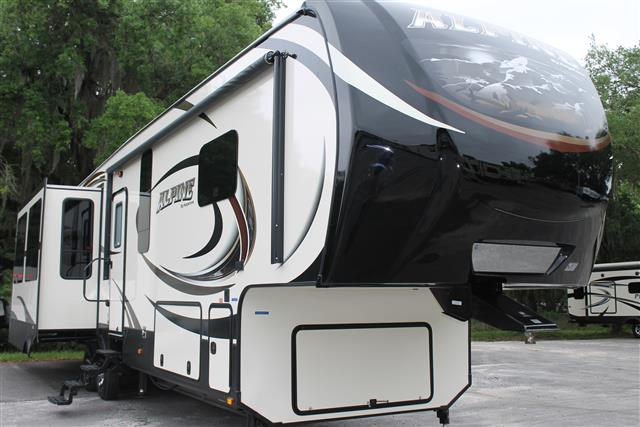 New 2015 Keystone Alpine 3510RE Fifth Wheel For Sale