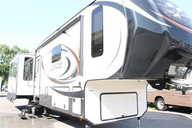 New 2015 Keystone Alpine 3730FB Fifth Wheel For Sale