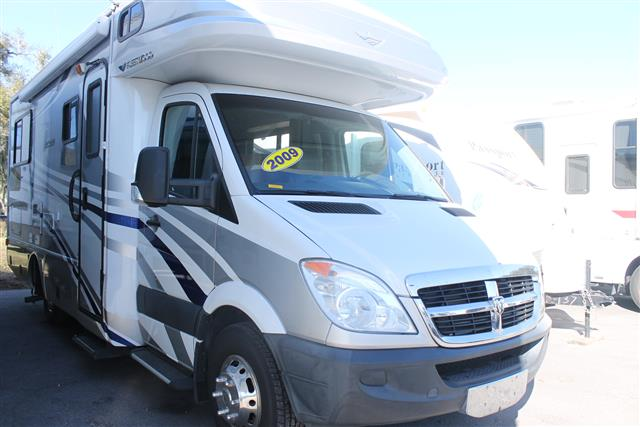 Used 2009 Fleetwood Icon 24A Class B Plus For Sale