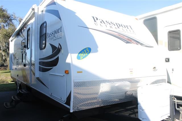 Used 2013 Keystone Passport 2510 Travel Trailer For Sale