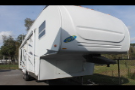 Used 2007 Palomino Thoroughbred 275 Fifth Wheel For Sale