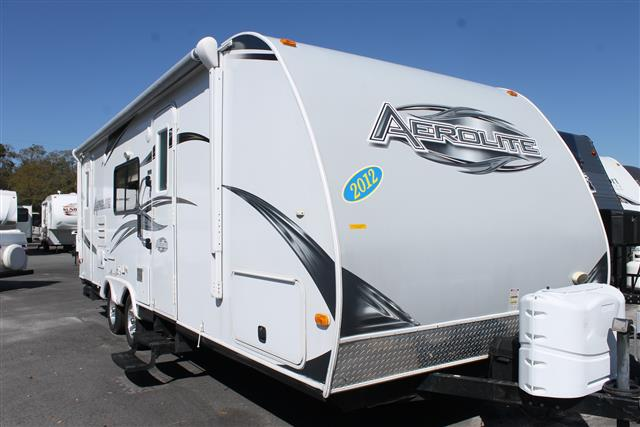 Used 2012 Dutchmen Aerolite 256RBGS Travel Trailer For Sale