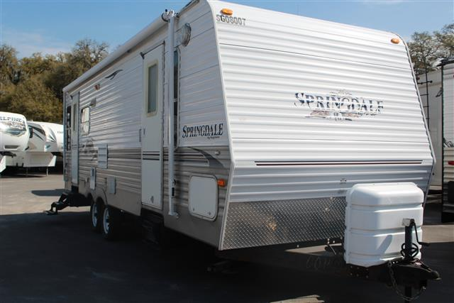 Used 2008 Keystone Springdale 266 Travel Trailer For Sale
