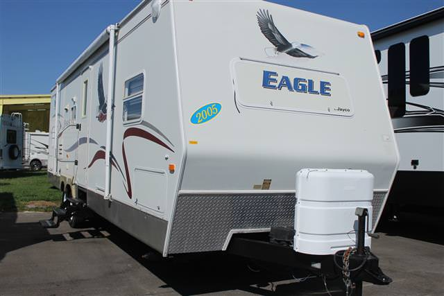 Used 2005 Jayco Eagle 298BHS Travel Trailer For Sale