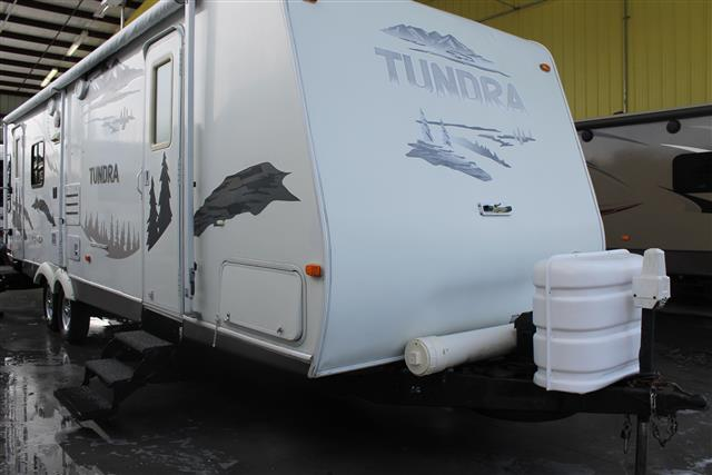 Used 2007 Dutchmen Tundra 30RL Travel Trailer For Sale
