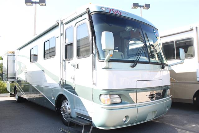 2001 Airstream LAND YACHT XL