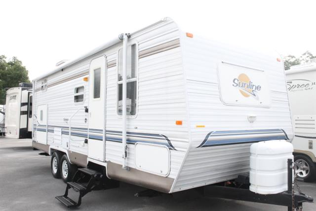 Used 2005 SOLARIS Sunline 267 Travel Trailer For Sale