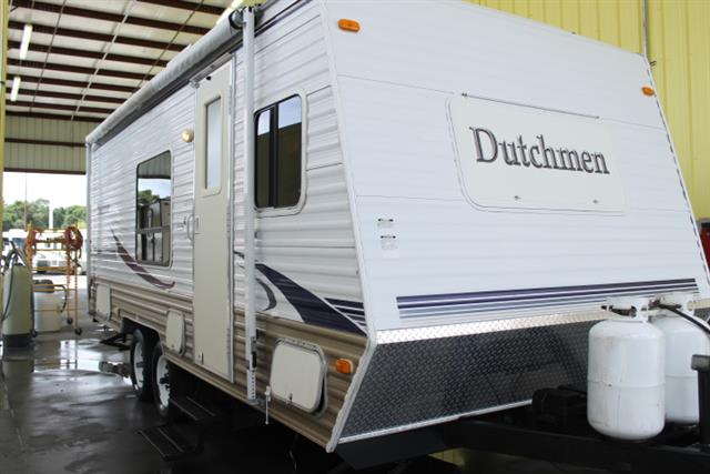 Used 2007 Dutchmen Lite 18B Travel Trailer For Sale