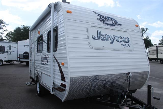 Used 2014 Jayco Jayco 145RB Travel Trailer For Sale