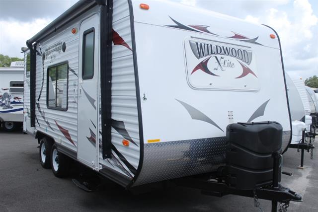 Used 2013 Forest River Wildwood 181BH Travel Trailer For Sale