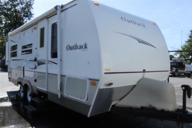 Used 2008 Keystone Outback 23RS Travel Trailer For Sale