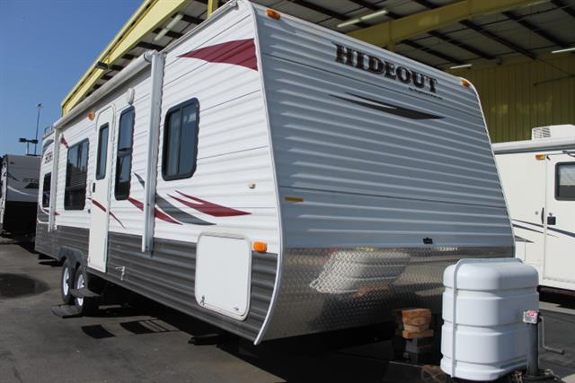 Used 2010 Keystone Hideout M-27B Travel Trailer For Sale