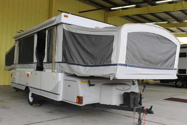 Used 2004 Fleetwood Coleman NIAGRA Pop Up For Sale
