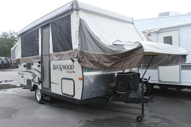 Used 2013 Rockwood Rv Premier 276HW Pop Up For Sale