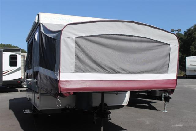 Used 2002 Four Winds Breeze F21C Pop Up For Sale
