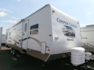 Used 2006 Keystone Copper Canyon 320RLS Travel Trailer For Sale