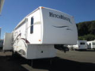 Used 2007 NuWa Hitchhiker 329 RSB Fifth Wheel For Sale