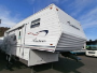 Used 2003 Coachmen Classic 525 TBS Fifth Wheel For Sale