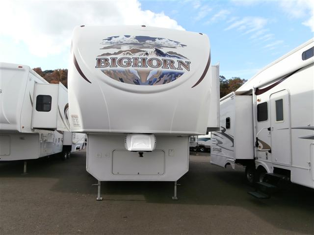 Used 2010 Heartland Big Horn Fifth Wheel Trailer For Sale