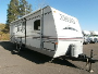 Used 2005 Thor Adirondack 27FB-DSL Travel Trailer For Sale