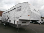 Used 2006 Forest River Salem Xl 356SRV Fifth Wheel Toyhauler For Sale