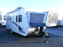 Used 2011 Jayco Jayfeather X17Z Hybrid Travel Trailer For Sale