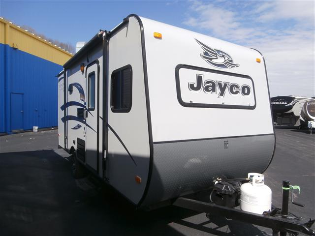 New 2015 Jayco JAY FEATHER SLX 18FDB Travel Trailer For Sale