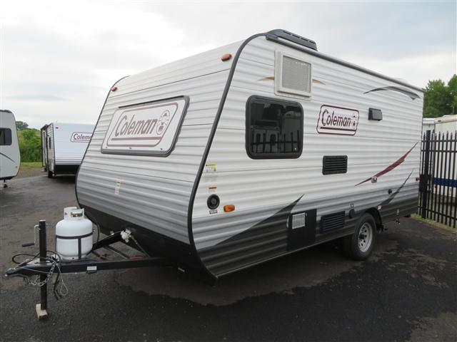 New 2015 Coleman Coleman Travel Trailer For Sale In ...