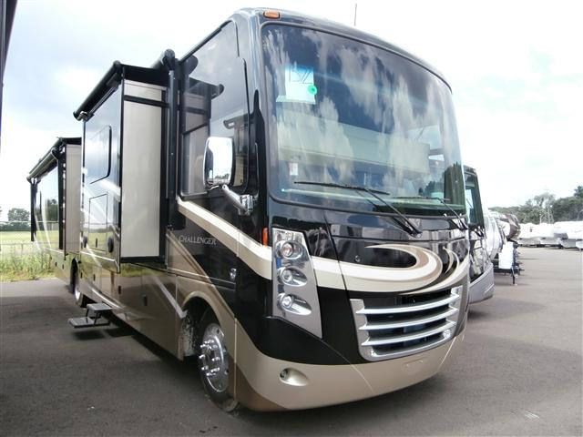 Buy a New THOR MOTOR COACH Challenger in Kingston, NY.