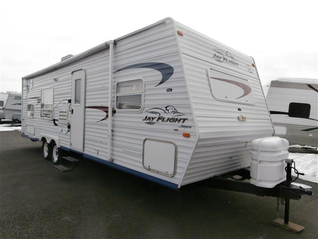Buy a Used Jayco Jayflight in Kingston, NY.