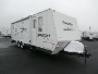 Used 2004 Starcraft Homestead 285RLS Travel Trailer For Sale