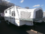 Used 2001 Flagstaff Shamrock 21SS Hybrid Travel Trailer For Sale