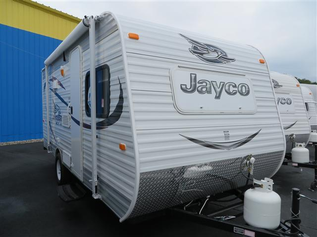 New 2015 Jayco JAY FLIGHT SLX 184BH Travel Trailer For Sale