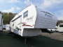 Used 2008 Flagstaff Flagstaff 8528GTSS Fifth Wheel For Sale