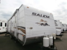 Used 2010 Forest River Salem 28RLS Travel Trailer For Sale
