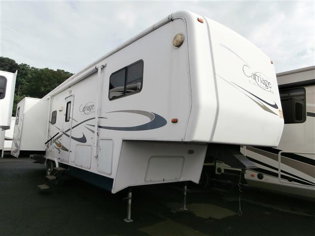 Used 2005 Carriage Cameo F34 CK3 Fifth Wheel For Sale