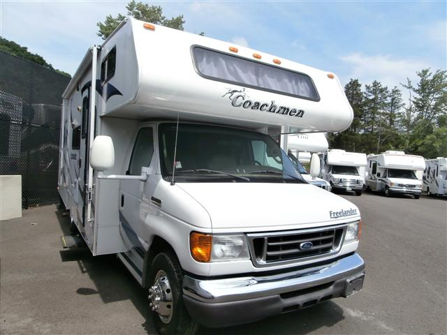 Buy a Used Coachmen Freelander in Kingston, NY.