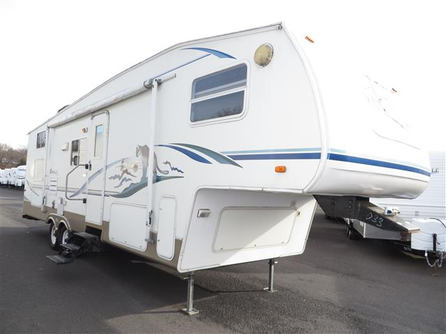 Used 2003 Keystone Cougar 281EFFS Fifth Wheel For Sale