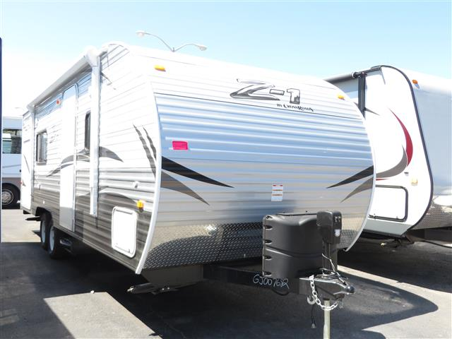 New 2016 Crossroads Z-1 231FB Travel Trailer For Sale